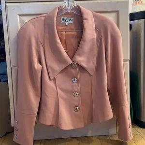 Soft Peach Ladies Suit